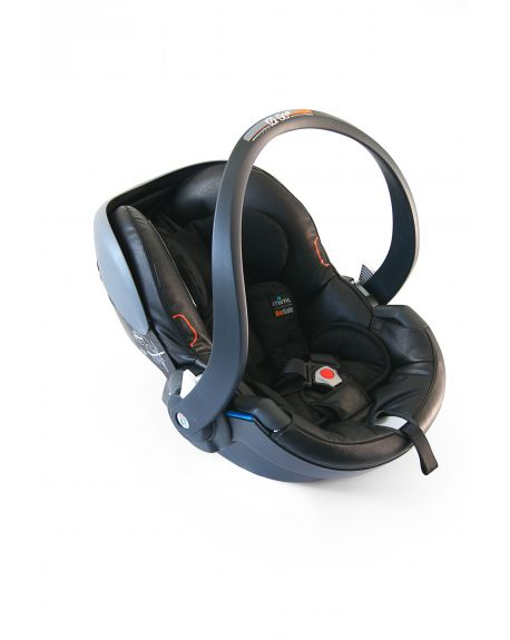 MIMA IZI GO BLACK - Car seat Group 0
