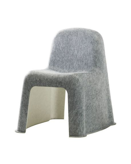 HAY - NOBODY Design chair - Light Grey