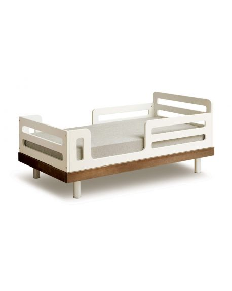 OEUF - CLASSIC Toddler bed - Walnut