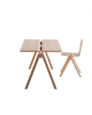 HAY - COPENHAGUE MOULDED TABLE - CPH 150