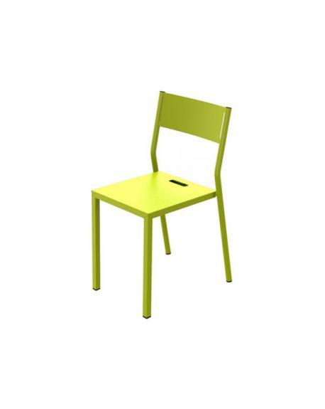 MATIERE GRISE-TAKE Chaise design/plusieurs couleurs