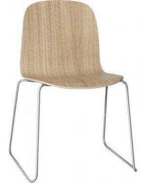 MUUTO - VISU Chaise design nordique - Métal