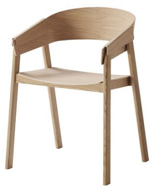 MUUTO - COVER Chaise design scandinave