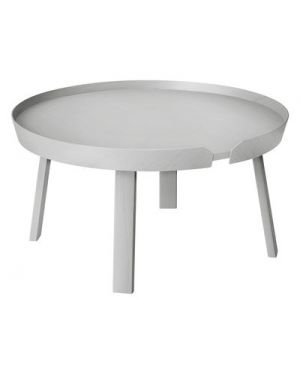 MUUTO - TABLE AROUND COFFEE - Grande (Ø 72 cm x H 37,5 cm)