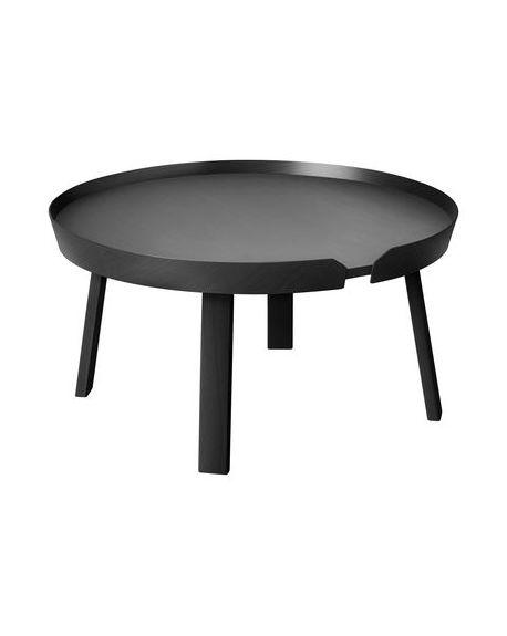 MUUTO - AROUND COFFEE TABLE - Large (Ø 72 cm x H 37,5 cm)