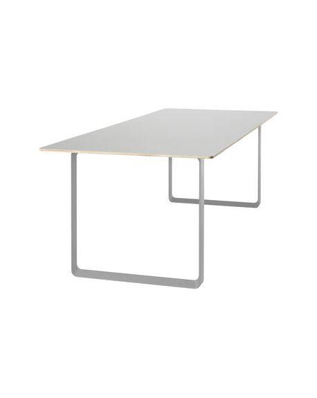 MUUTO - TABLE 70/70 - Longueur 170 cm