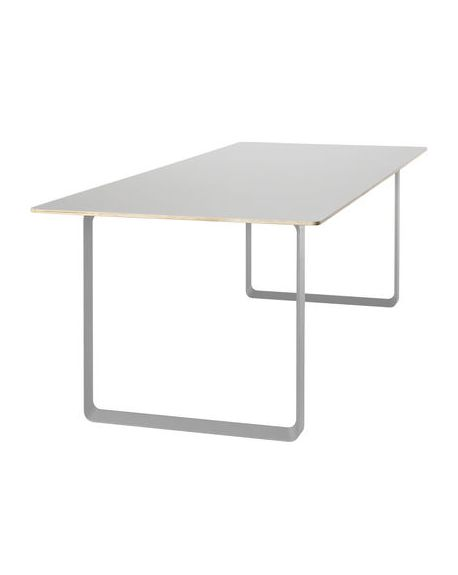 MUUTO - TABLE 70/70 - Longueur 225 cm