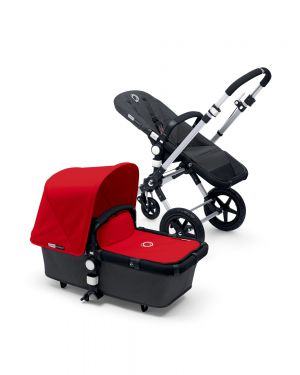 BUGABOO CAMELEON3 - Pram alu structure / dark grey base / Tailored fabric