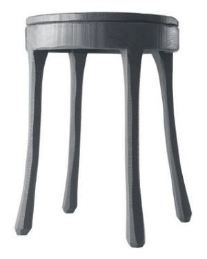 MUUTO-RAW Tabouret design nordique
