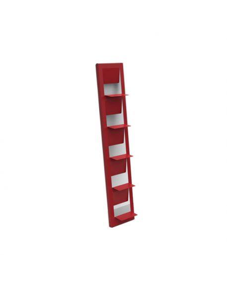 mati re grise tag re verticale pampero design pour d corer les int rieurs contemporains sur. Black Bedroom Furniture Sets. Home Design Ideas
