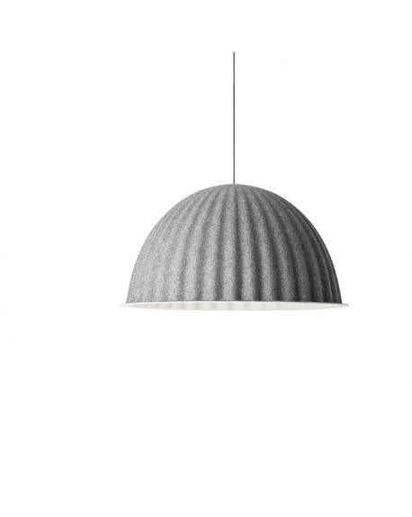 MUUTO-UNDER THE BELL - Design pendant lamp Grey