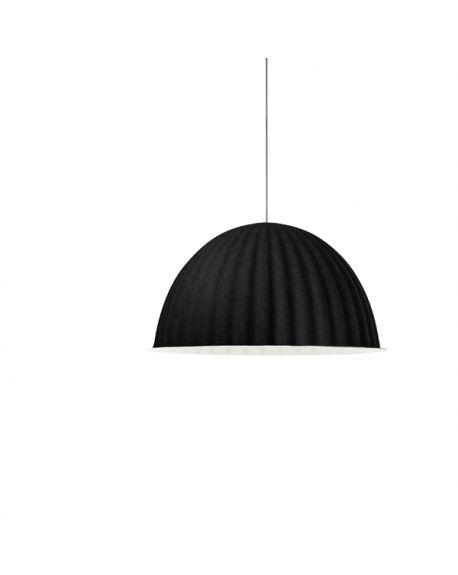 MUUTO-UNDER THE BELL - Design pendant lamp Black