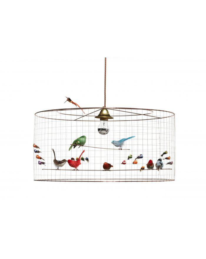 mathieu challieres suspension demi grande voli re luminaire poetique et design pour maison. Black Bedroom Furniture Sets. Home Design Ideas