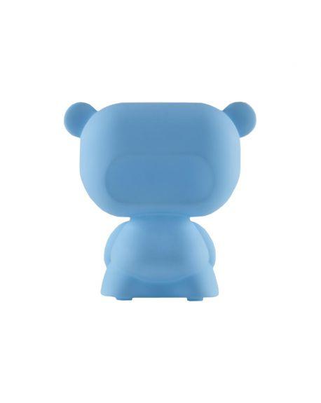 SLIDE DESIGN - PURE - Art toy lamp Bleu