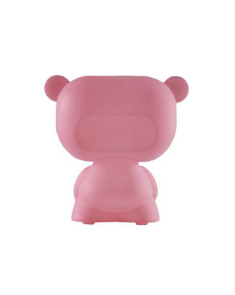 SLIDE DESIGN - PURE - Art toy lamp Pink