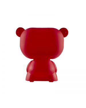 SLIDE DESIGN - PURE - Art toy lamp Red
