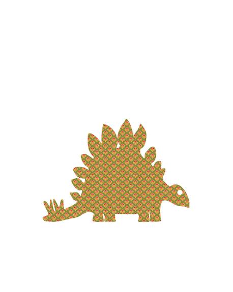 INKE - DINOSAURE - Stegosaurus
