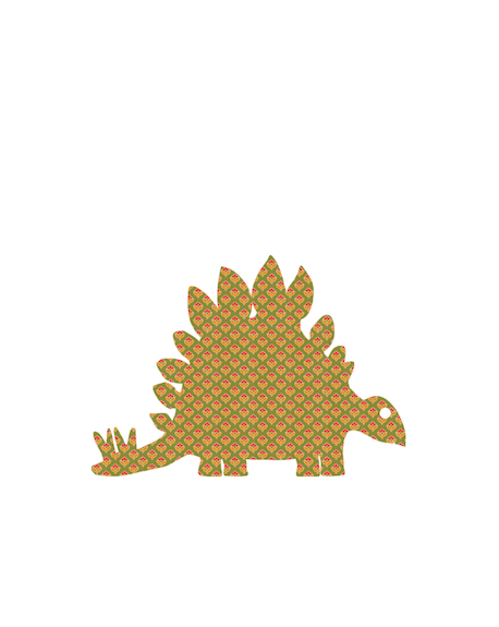 INKE-DINOSAURE-Stegosaurus