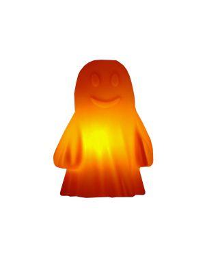 SLIDE DESIGN-RUDY LE FANTOME-Lampe de table Orange