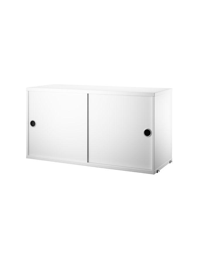 fabriquer une meuble avec une etagere coulissante avec le. Black Bedroom Furniture Sets. Home Design Ideas
