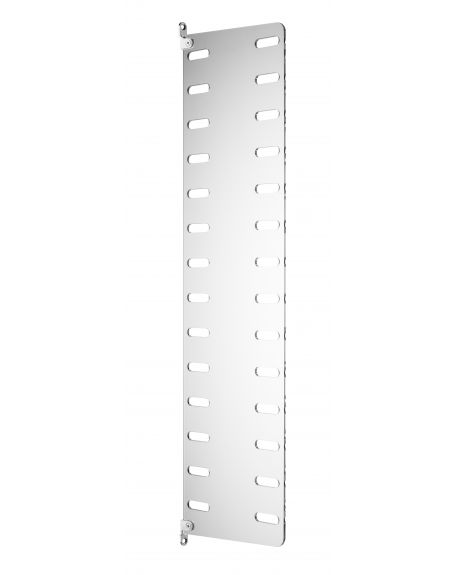 STRING PLEX-MONTANT MURAL 75 x 20cm en Perspex