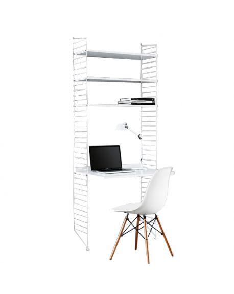 string composition 1 syst me de rangement tag re pour. Black Bedroom Furniture Sets. Home Design Ideas