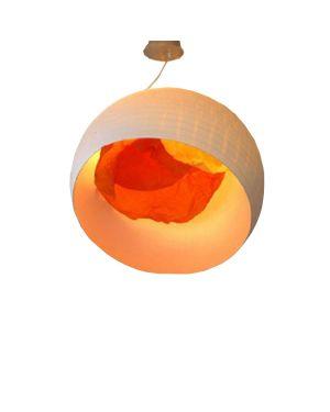 CELINE WRIGHT-COQUILLE D'OEUF-Diamètre 74 cm