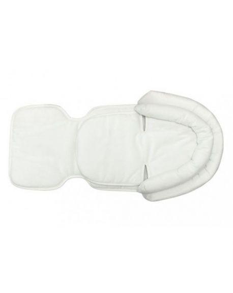 MIMA - MOON - Baby pillow - White