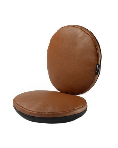 MIMA MOON - Cushion for Junior chair - Camel