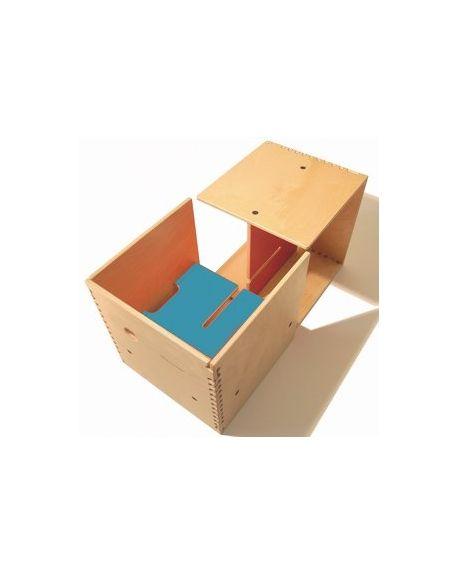 PERLUDI - MAX IN THE BOX - Multipurpose piece of furniture - Blue