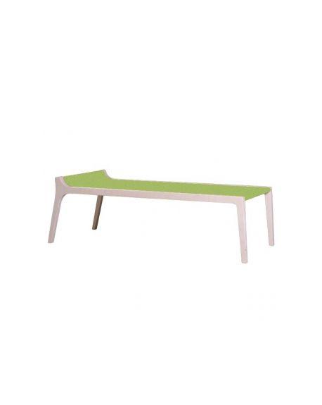 Sirch Erikah Banc Ou Table Basse Design Pour Enfants Rouge Verte Ou