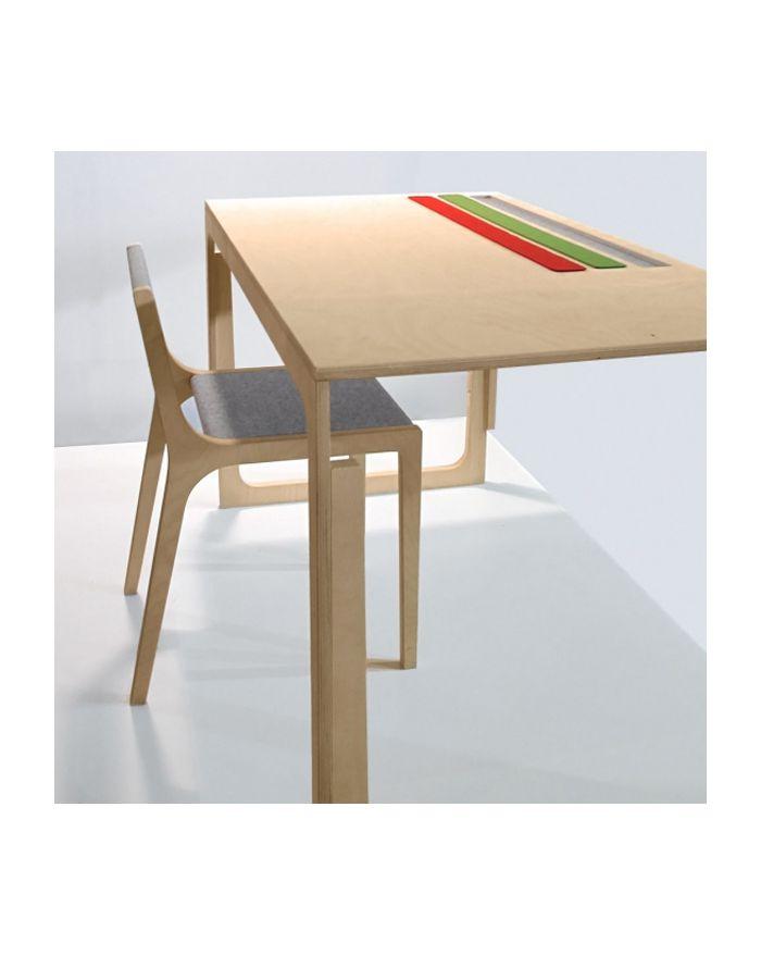 Sirch bureau deslgn volutif vaclav bureau design et contemporain enfants et adultes - Deco bureau design contemporain ...
