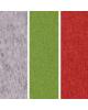SIRCH - ERYKAH - Banc ou table basse design pour enfants Rouge, verte ou grise