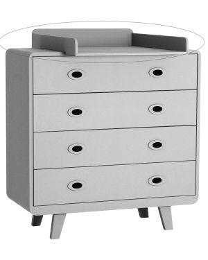 LAURETTE - CHANGING TABLE - TOI ET MOI dresser