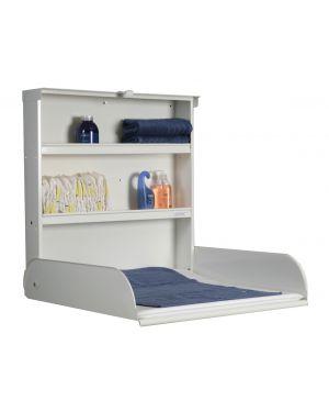 BYBO DESIGN - FIFI Nursing table in sheet metal - White