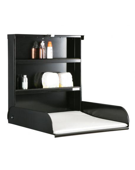 BYBO Design-FIFI Table à langer design-Noir