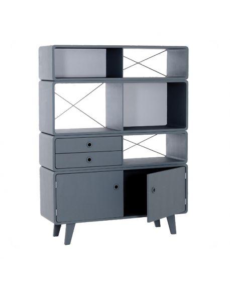 LAURETTE - ENIGME design bookshelf
