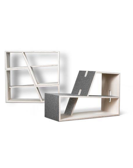 PERLUDI - PAULI - Seat or shelve for kids - 3 colours available