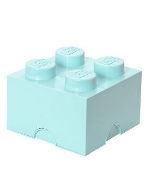 LEGO - BOITE DE RANGEMENT - 4 plots - Aqua
