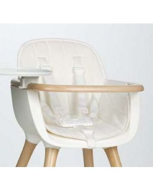 MICUNA - OVO Cushion for high chair - White