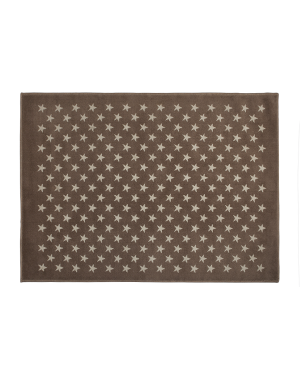 LORENA CANALS - LITTLE STARS Rug in Acrylic Taupe