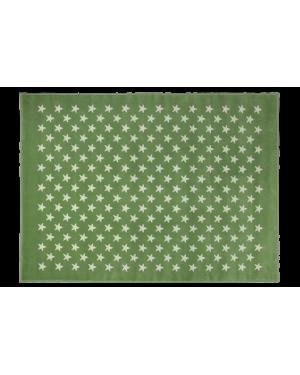 LORENA CANALS - PETITES ETOILES Tapis acrylique Vert