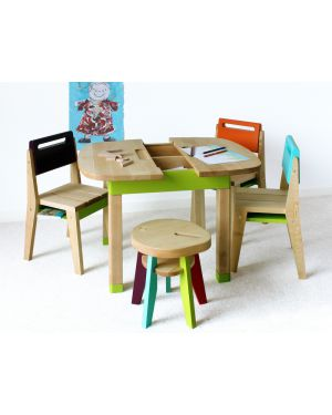 NONAH - ALDABRA Design table for kids