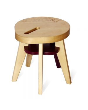 NONAH - PEPIN THE SHORT Design stool for kids