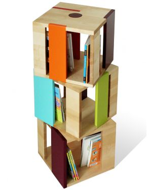 NONAH - CAMELEON South trend - Vertical storage space