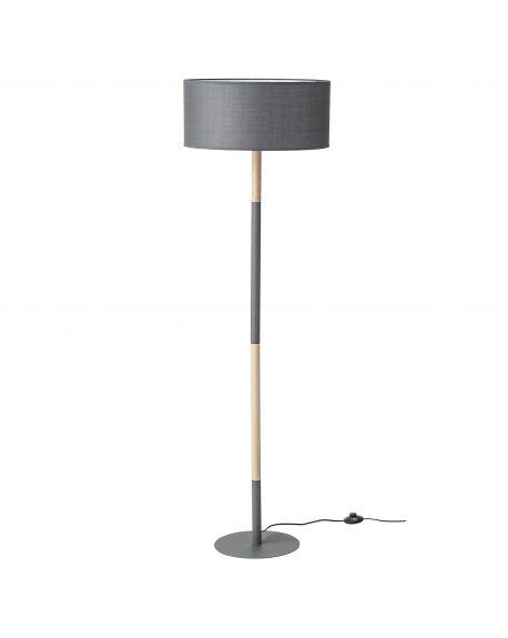 BLOOMINGVILLE-Lampe de sol grise