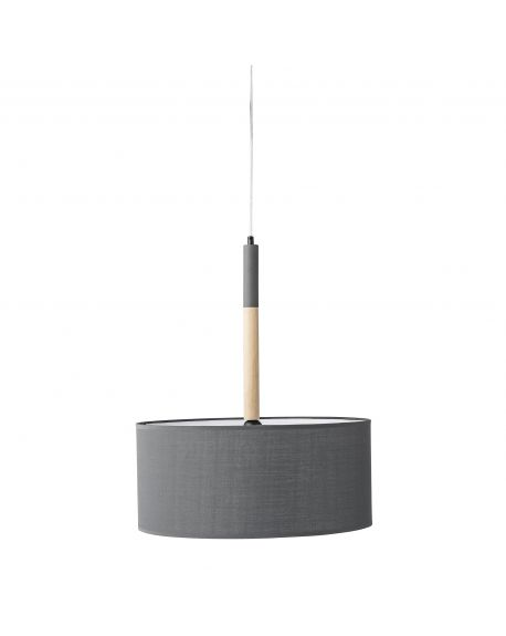 BLOOMINGVILLE - Pendant lamp - Grey and wood
