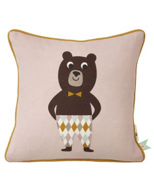FERM LIVING - Coussin Ours