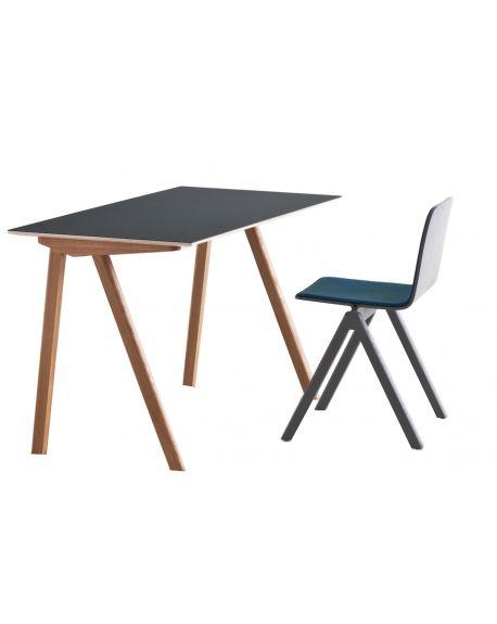 HAY- CPH90 COPENHAGUE Bureau design / Plateau Linoleum