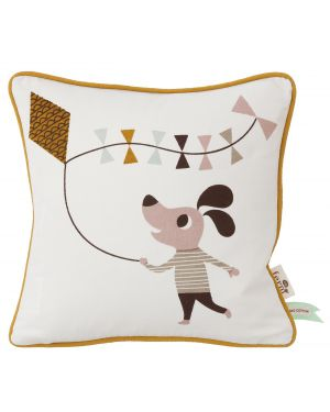 FERM LIVING-DOG-Coussin